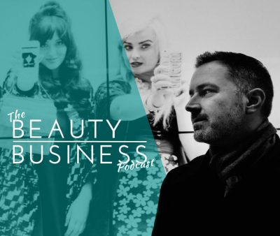 \The Beauty Business Podcast Promo Image\
