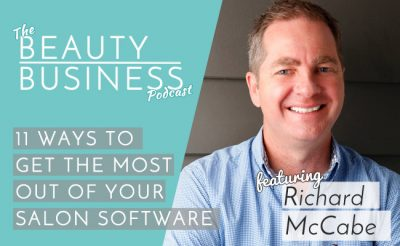 \How to Get The Most Out of Your Salon Software featuring Rich McCabe Image\