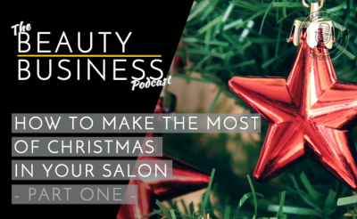 How to Make the Most of Christmas in Your Salon Image One