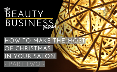 How to Make the Most of Christmas in Your Salon 2