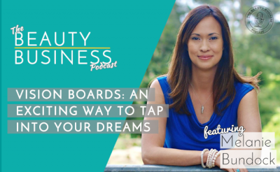 Vision Boards - An Exciting Way To Tap Into Your Dreams with Melanie Bundock image
